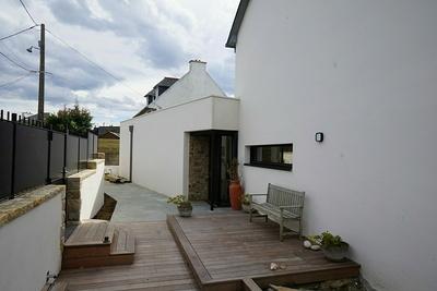 Rénovation et extension maison de 50m² - Paimpol